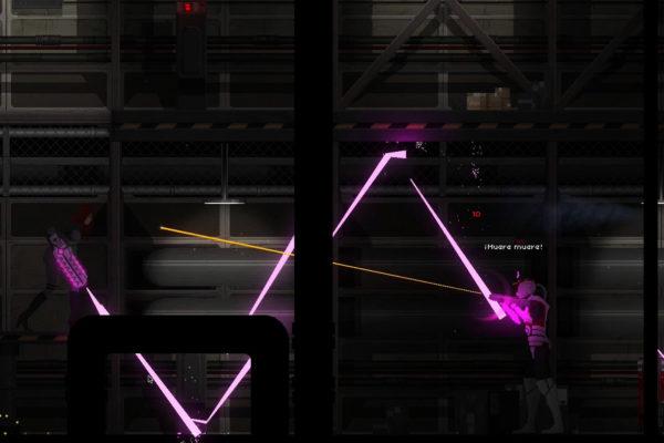 Laser Gun - More Foes - Chosen